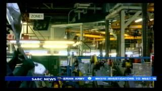 Manufacturing Activity In SA Held Steady In July