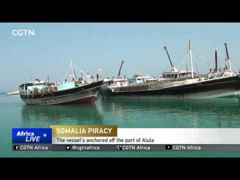 Somalia Pirates Demand A Ransom For The Release Of Hijacked Oil Tanker