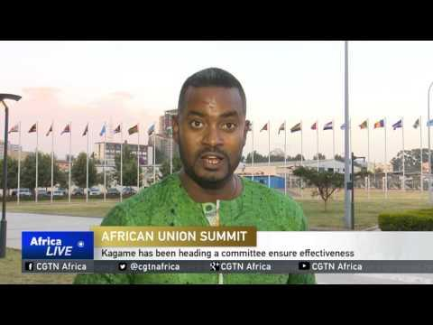 28th AU Summit: Kagame Puts Forward A Plan To Make The AU More Effective
