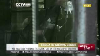 Sierra Leone: Rapid Response Credited To Lack Of New Ebola Cases