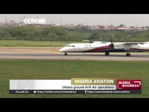 Unions Ground Arik Air Operations