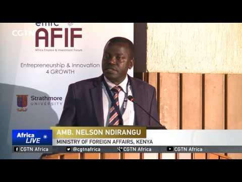 AFIF Meeting Focusing On SME Innovation, Financial Access