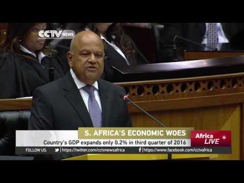 South Africa's GDP Expands Only 0.2% In Third Quarter Of 2016