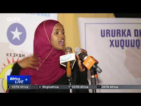 Somali Youth Awarded For Her Fight Against Use Of Children In Conflict