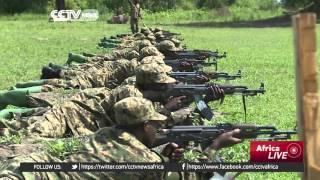 Ugandan Troops To Leave South Sudan