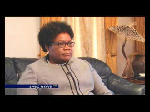 One On One With Mujuru And Her New Political Party: Zimbabwe