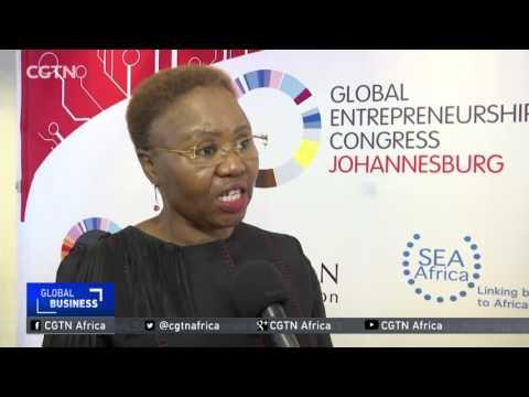 Thousands Gather In Johannesburg For The Global Entrepreneurship Congress