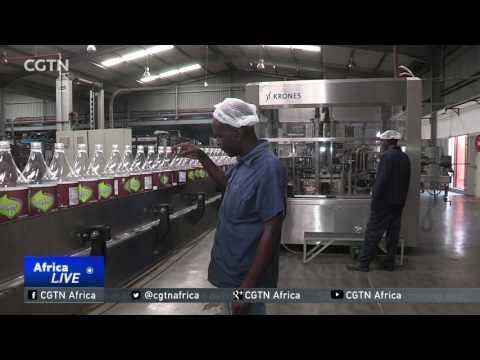 South African Soft Drinks Firm Turns To Solar Power