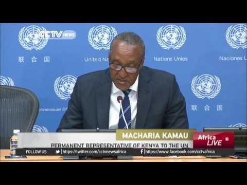 Kenya Accuses The UN Of Using Sacked Commander As Scapegoat