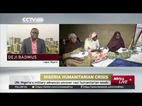 UN Raises Hunger Fears In Northeast Nigeria