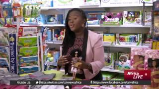 South African Doll Entrepreneur