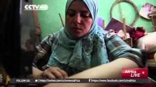 Egyptian Woman Making Name In Carpentry