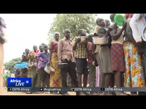 Thousands Arriving In Northern Uganda From South Sudan Daily