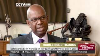Kenya's Safaricom Online Bond Bidding Platform