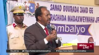 Somalia President Optimistic That Al-Shabaabis Coming To An End