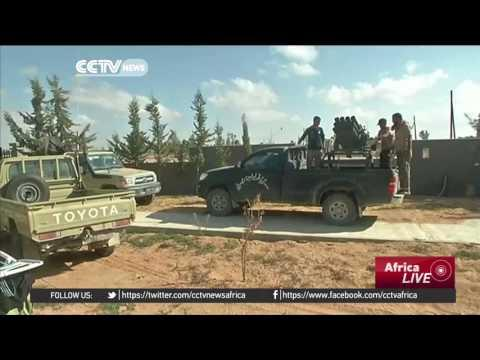 Libyan Forces Continue Push To Oust ISIL From Sirte