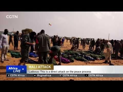UN Condemns Suicide Attack That Killed Dozens In Gaos, Mali