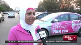 Egypt's Women's-only Taxi Service Received Positively