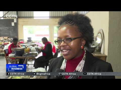 Swazi Crafters Turn Old Magazines Into Unique Fashion Accessories