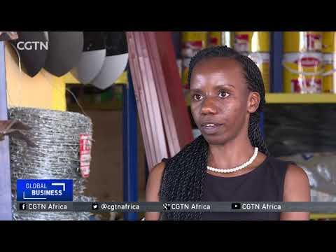 Business Woman Creates Online Shopping Platform For Hardware