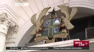 Ghana Suspends 7 High Court Judges