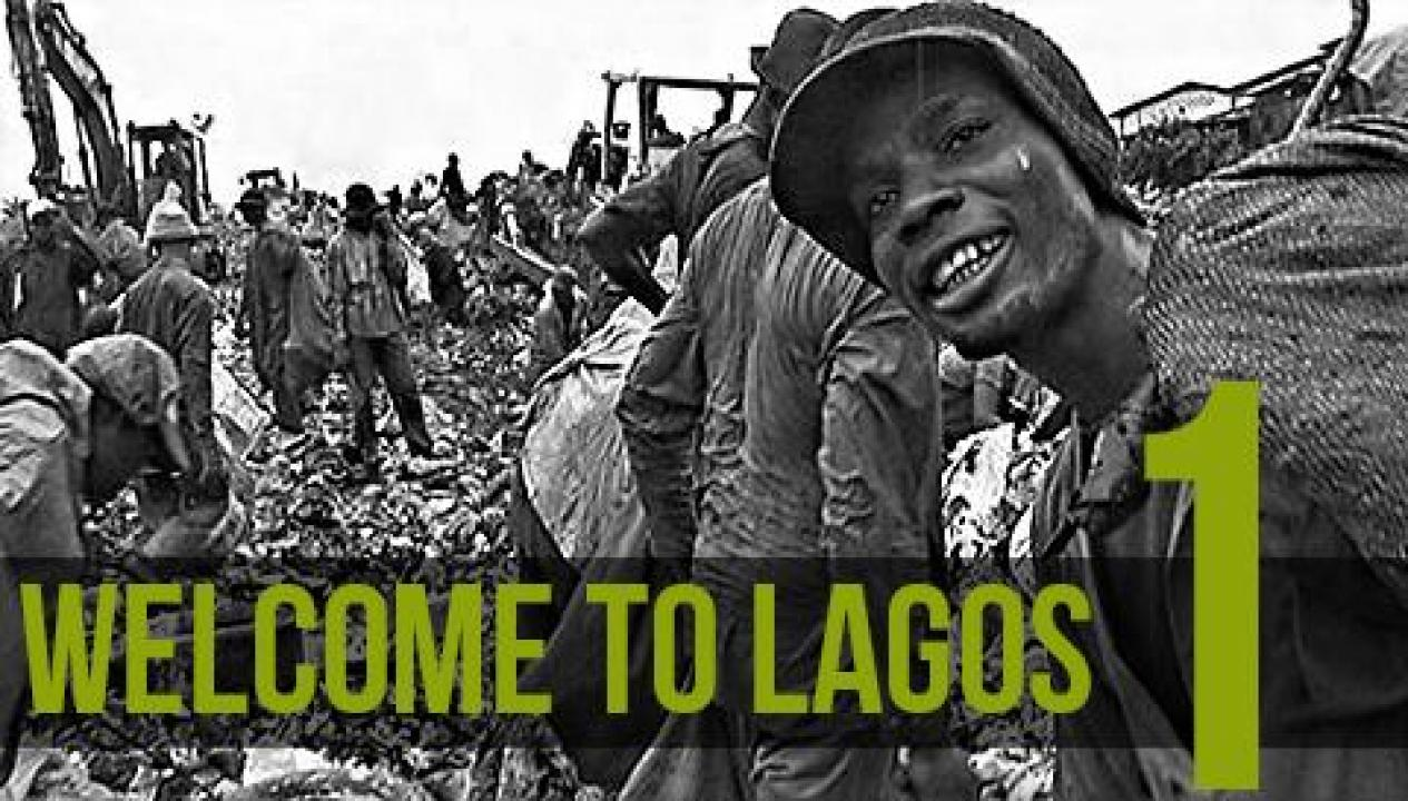 Welcome to Lagos (1/3)