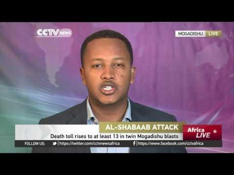 Mogadishu Blasts Death Toll Rises To At Least 13