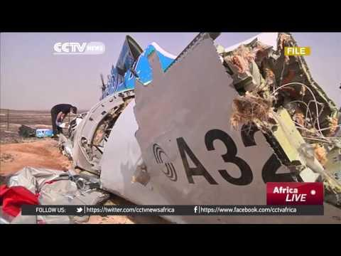 Egypt Marks Anniversary Of Russian Jetliner Crash