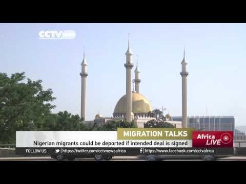 EU And Nigeria To Reach A Deal On African Migrants