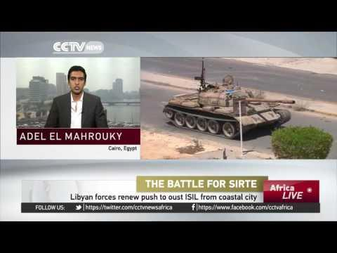 Libyan Forces Make Further Advances Against ISIL