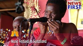 Tens Of Thousands Attend Music Festival In Swaziland