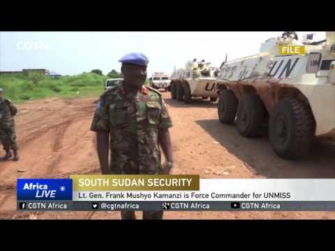UN Appoints Rwandan General To Head Up UNMISS