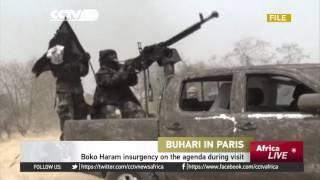 Nigeria's President Seeks Help From France To Fight Boko Haram