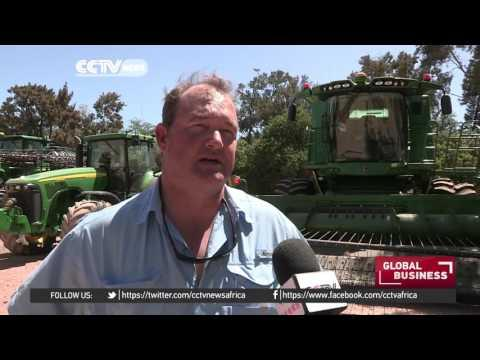 South Africa Sets Pace In Mechanizing Agriculture