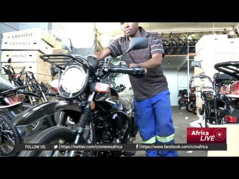 Motorcycle Taxis Gain Popularity In Zimbabwe