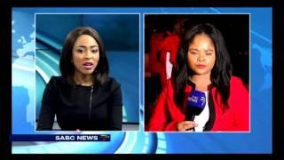 Chriselda Lewis Updates On EFF Night Vigil