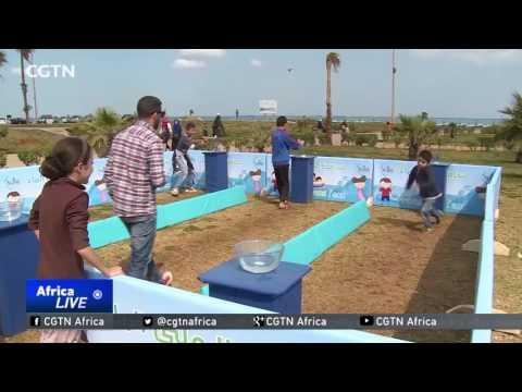 Algeria Holds Exhibition To Create Awareness About Water Preservation