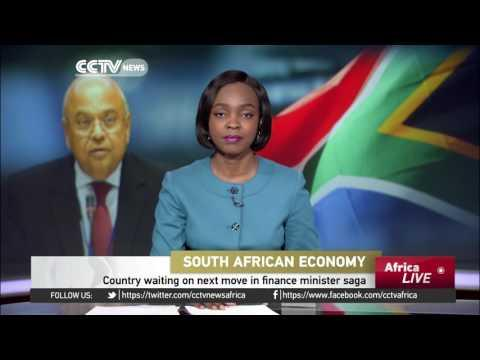 South Africa Waiting On Next Move In Finance Minister Saga