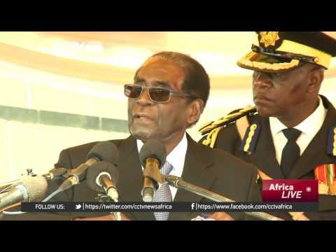 President Mugabe Condemns Recent Spate Of Protests