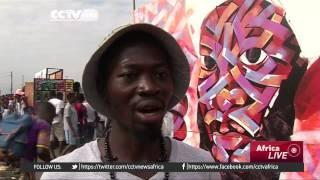 Thousands Of Ghanaians Attend The Chale Wote Festival