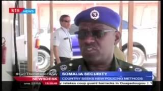 Somalia Struggles To Restructure National Police Force