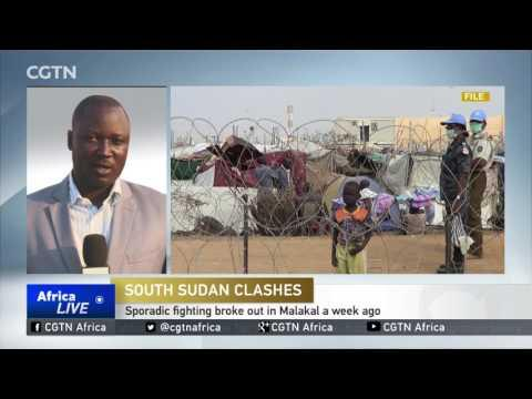 Fresh Clashes Erupt Around South Sudan's Malakal Oil Hub