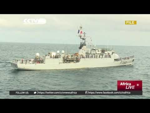 Nigerian Navy Foils Attack On A British-flagged Freighter