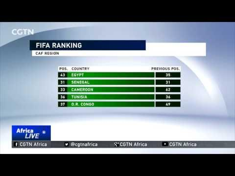 Cameroon Climb 29 Places In Latest World Order In FIFA