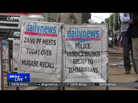 Calls For Change Increase Among Ordinary Zimbabweans