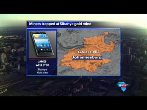 Trapped Gold Miners: One Believed Dead