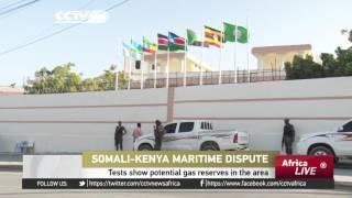 Kenya/Somali Ocean Border Dispute