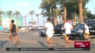 30,000 Egyptians Run For Liver Diseases Awareness