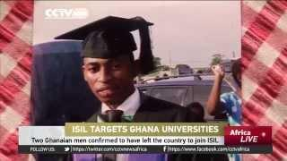 Two Ghanaian Men  Confirmed To Have Left The Country To Join ISIL