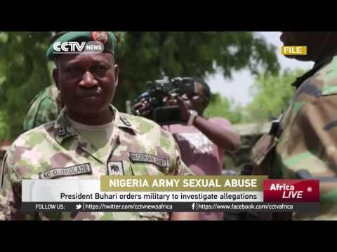 Nigerian Military Vows To Discipline Soldiers Found Guilty Of Raping IDPs